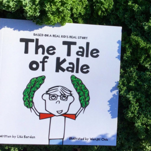 The Tale of Kale by Lisa Borden